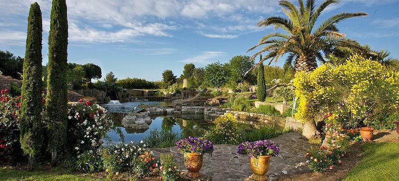 Natuur en stranden vakantiehuis languedoc - Les jardins de saint adrien ...
