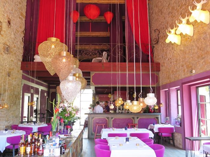 Restaurant La Table Castigno