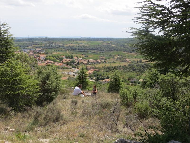Picknick Languedoc