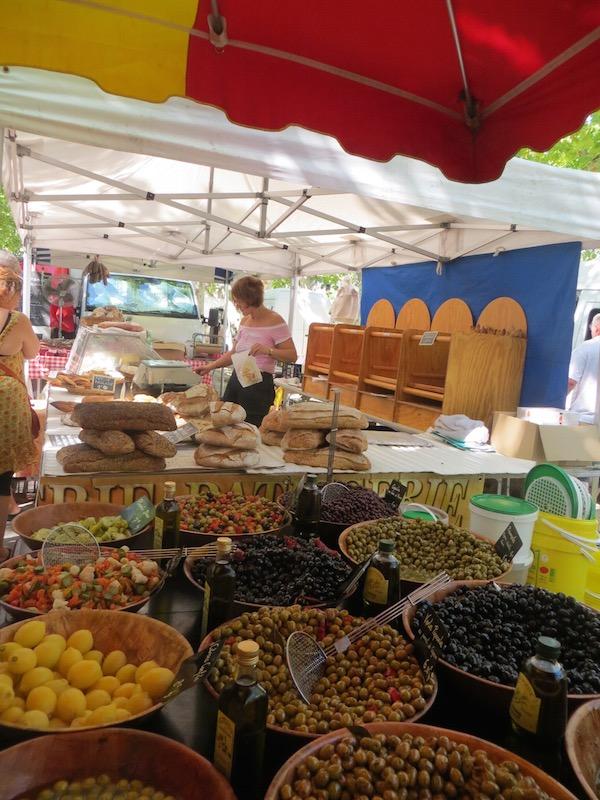 Markt Languedoc