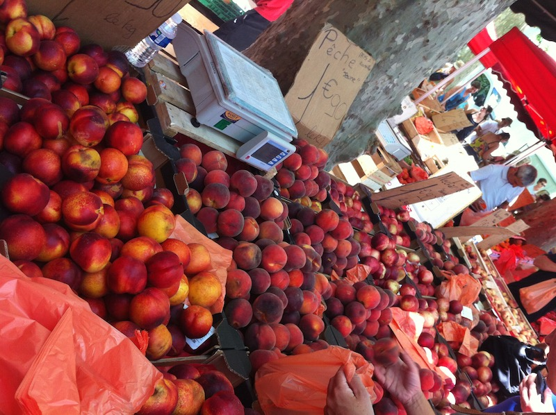 markten perzik